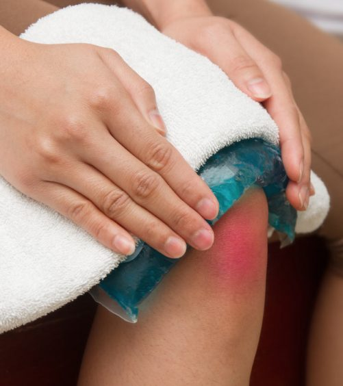 How To Use Castor Oil To Treat Knee Pain?