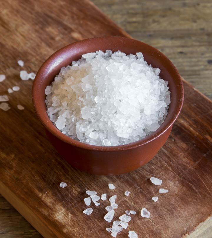 Best Benefits Of Sea Salt (Samundri Namak)