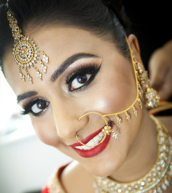 10 Best Bridal Makeup Packages In India - 2019 Update