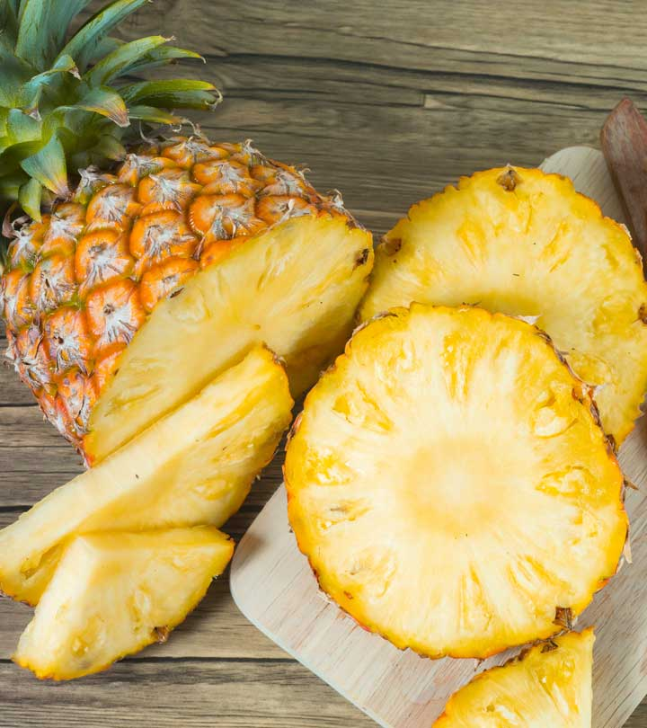 Is Pineapple Effective For Upset Stomach?