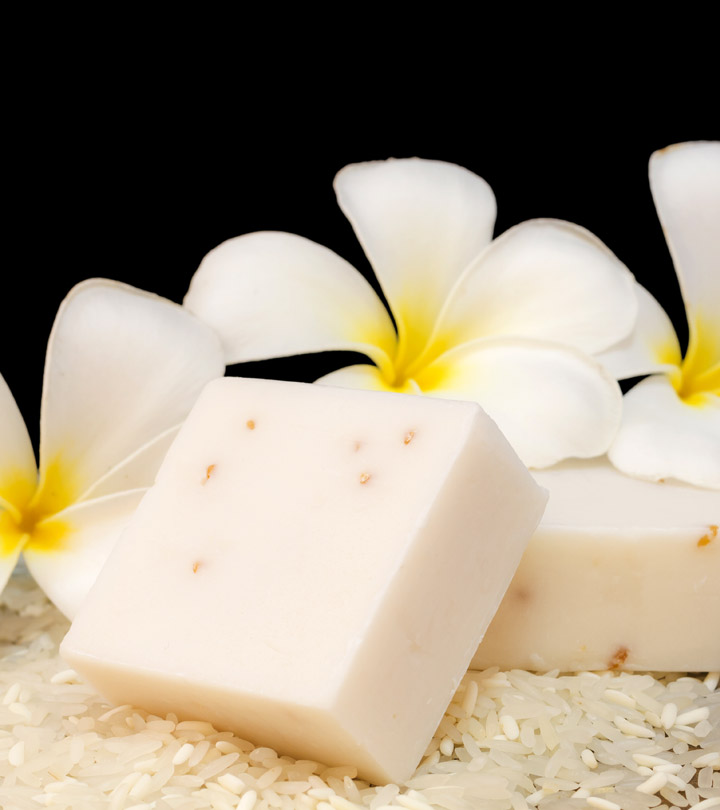 11 Wonderful Benefits Of Rice Milk Soap For Your Skin