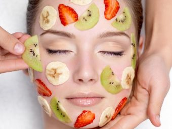 How To Do A Fruit Facial?
