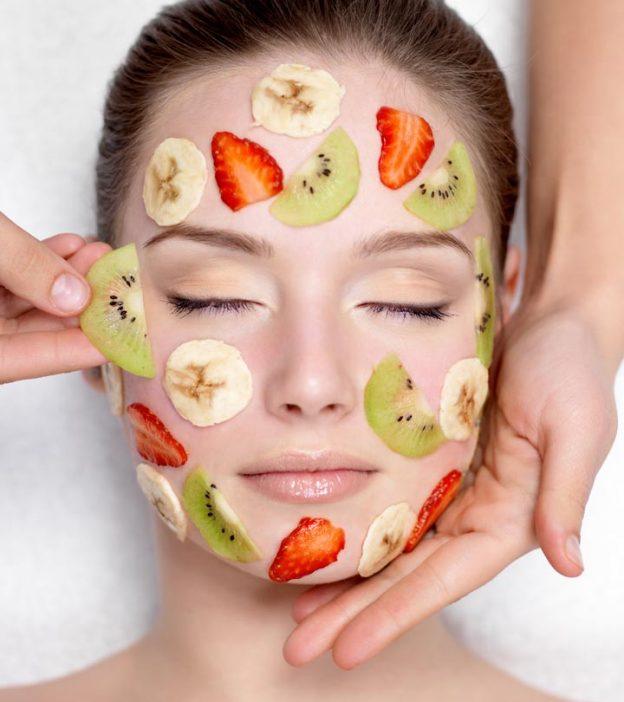 HALLIE: Cleanser facial fruit natural vegetable