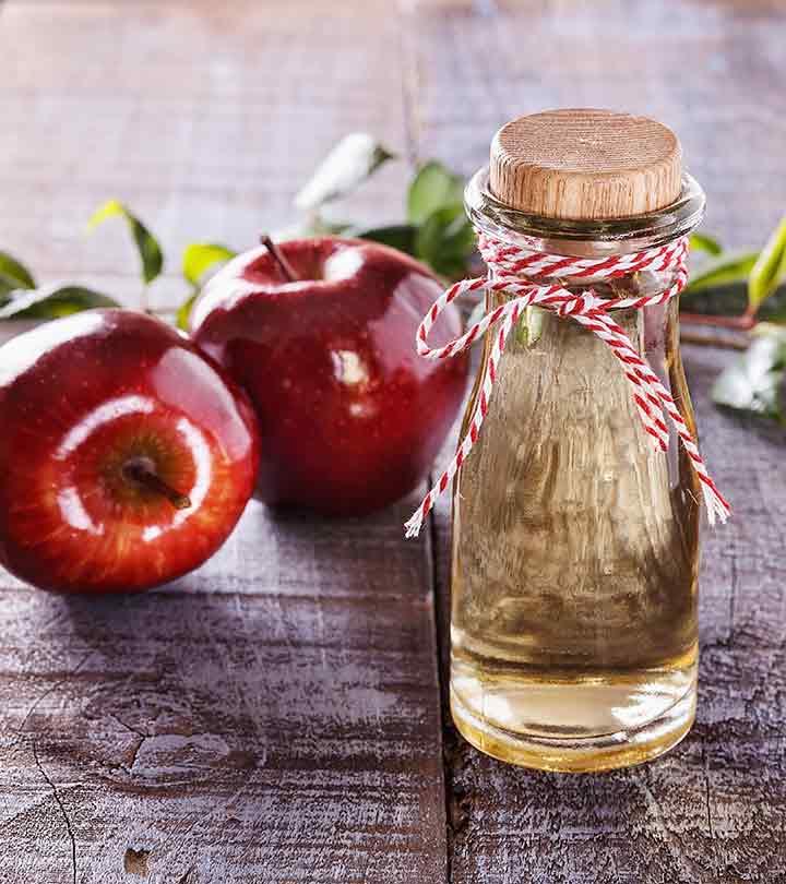 How does apple cider vinegar work on spider veins