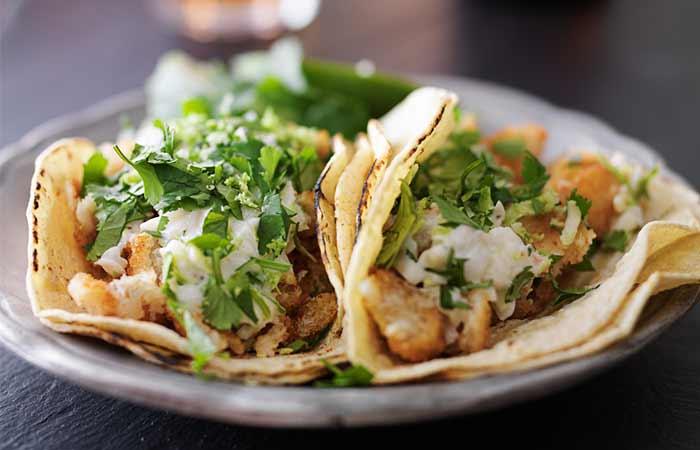 Tilapia Fish - Tilapia Taco