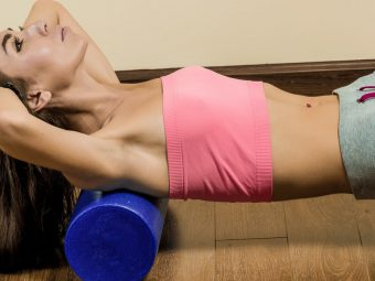 4 Unusual Foam Roller Exercises For Your Neck That Work