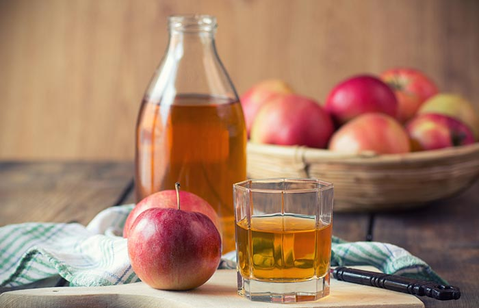 4. Apple Juice And Prune Juice For Constipation