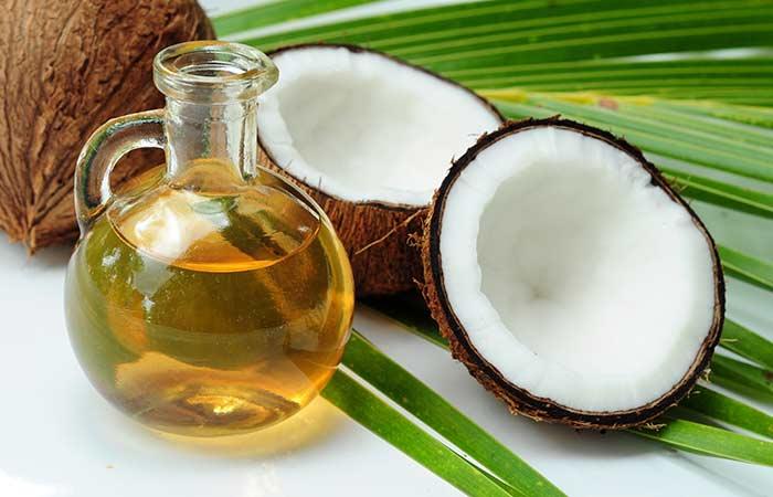 5. Coconut Oil