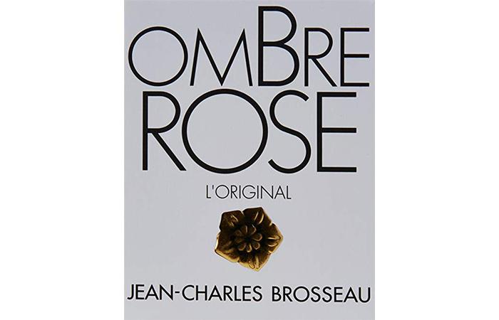 8. Jean Charles Brosseau Ombre Rose Eau de Toilette Spray