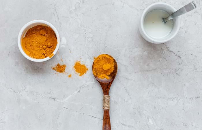 9. Turmeric Paste