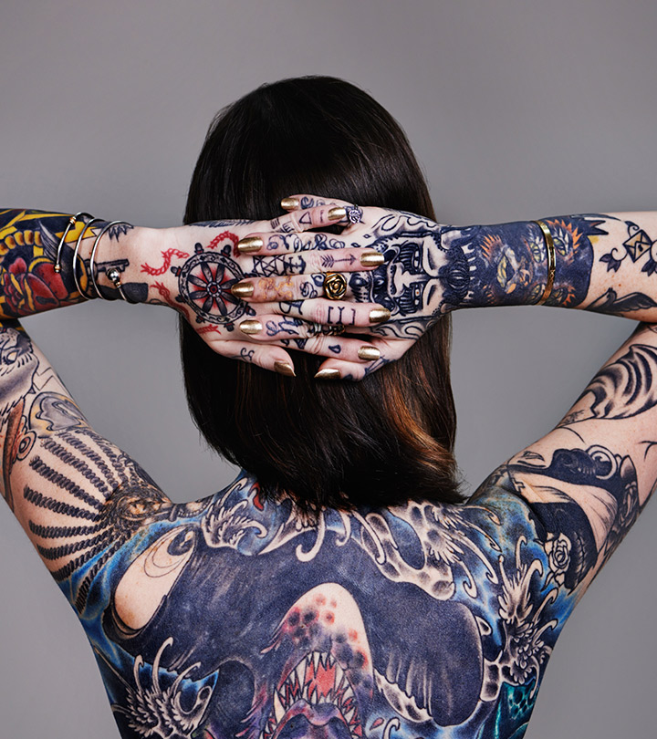 15 Mainstream Tattoo Placements & Designs Decoded