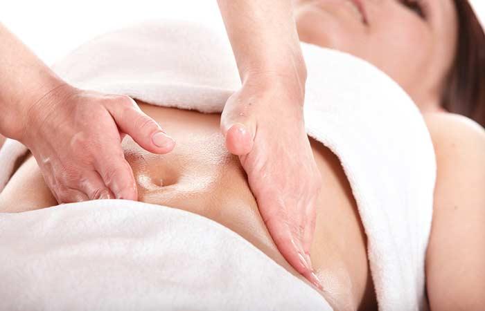 Adenomyosis Treatment - Massage