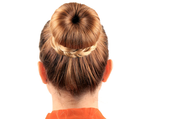 Tuck It Up Into A Top Donut Bun