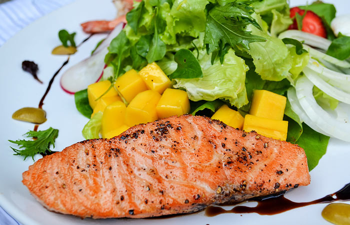 Delicious Salmon Recipes - Honey Glazed Salmon