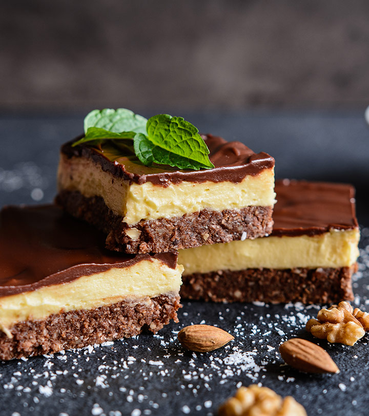 22 Dessert Bars That Will Leave You Drooling