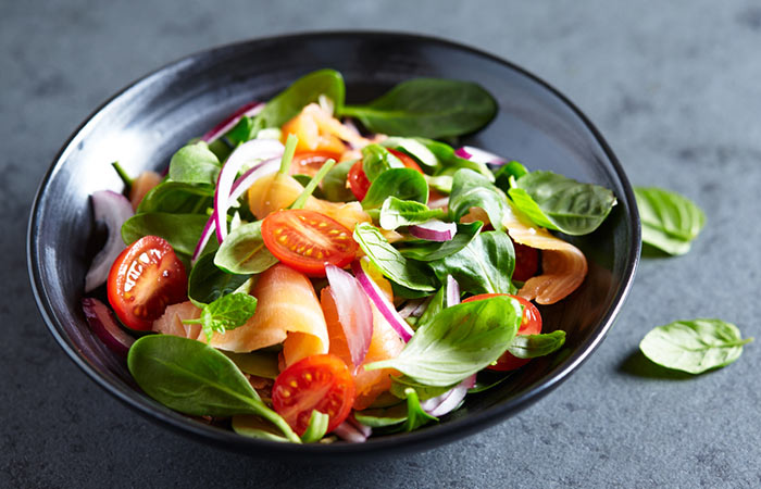 Delicious Salmon Recipes - Delicious Salmon Salad