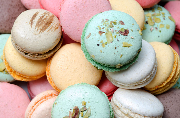 French Almond Macaroons