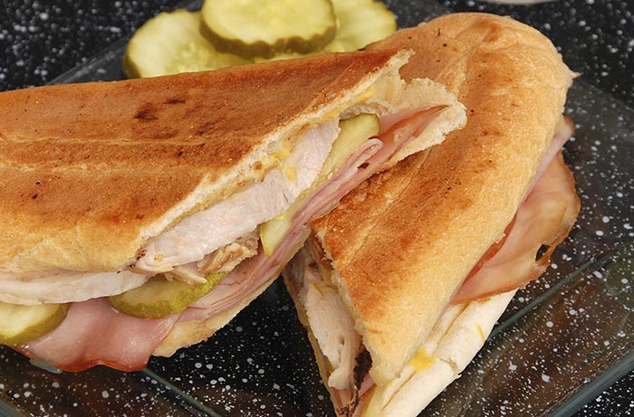 20. Grilled Cuban Sandwich:
