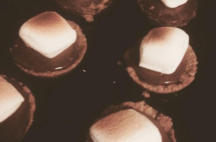 Mini Smore Tarts