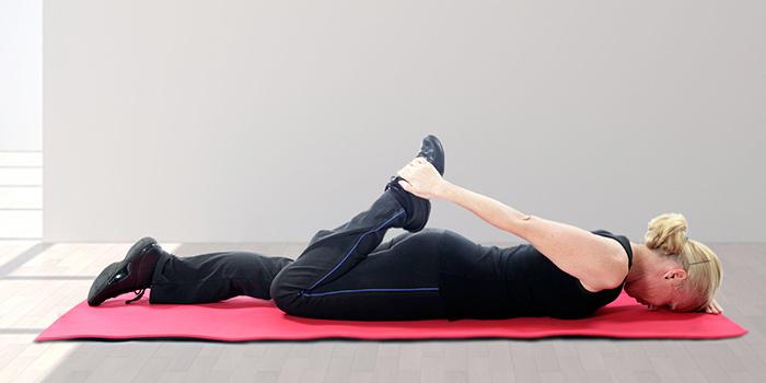 Quadriceps-Stretch