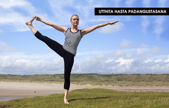Utthita-Hasta-Padangustasana