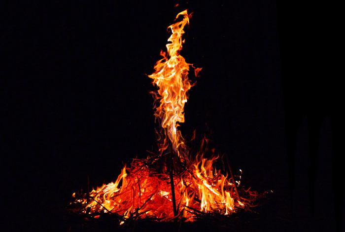 As A Fire Starter