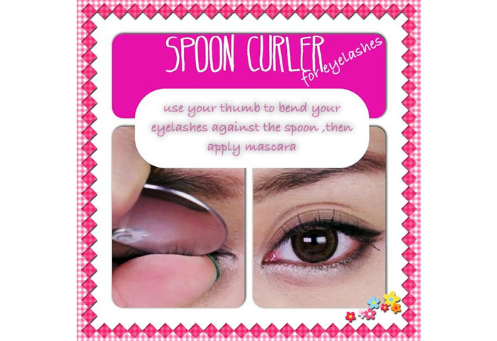 Curl Lashes Without A Curler