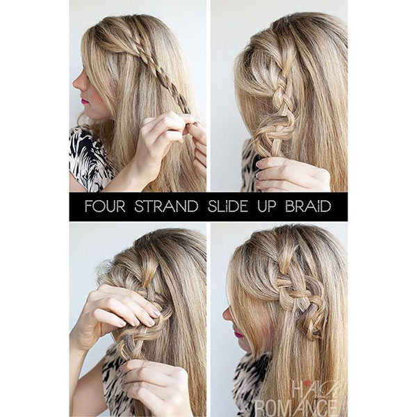 Slide-Up Braid