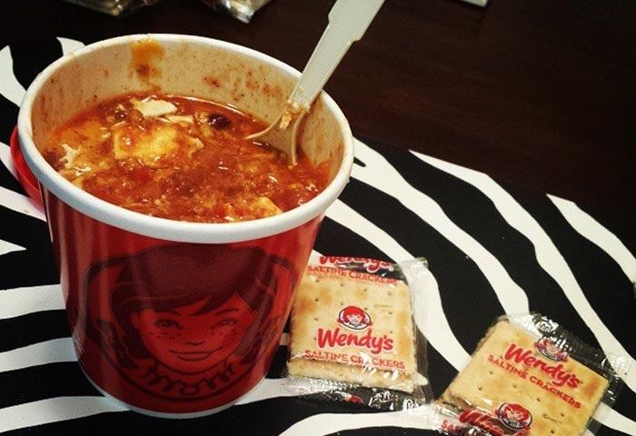 Wendys Chili