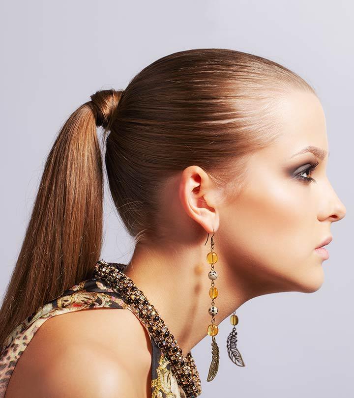 13 Ponytail Hairstyle Updo Alternatives