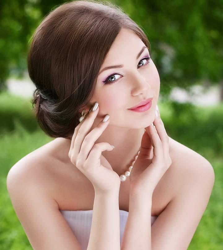 5 Genius Makeup Tips For Winter Brides