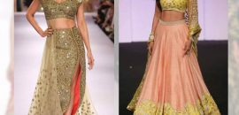 7 Looks From Lakme Fashion Week 2015 That Will Set The Trend