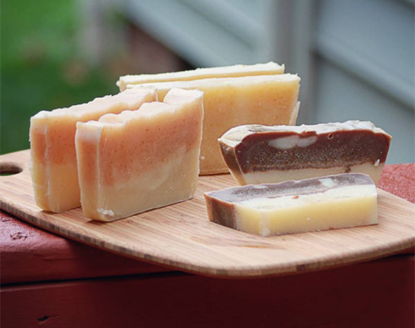 Amazing Homemade Soaps