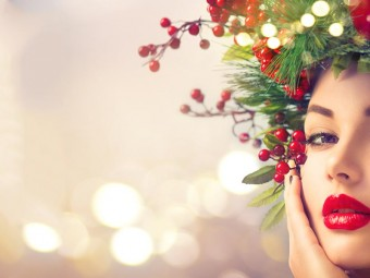 Holiday Hairstyles That Will Make This Christmas So Much More Fun