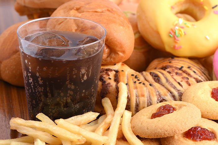 Junk Or Processed Foods