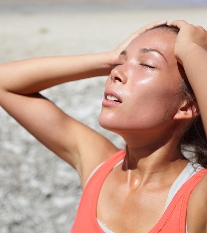 What Happens 10 Minutes Before A Heat Stroke?
