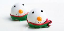 Yummy Snowman Oreo Balls This Christmas