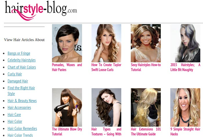 Hairstyle-Blog