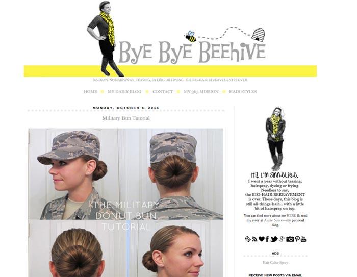 Bye Bye Beehive