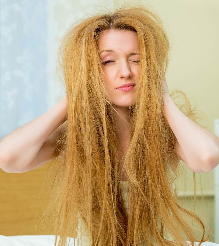 10 Smart Tricks To Avoid Washing Your Hair Daily