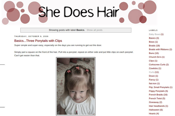 Does Hair