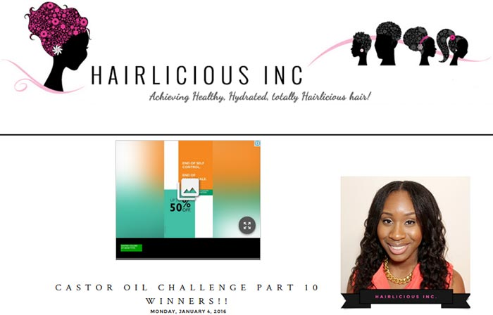 Hairlicious Inc