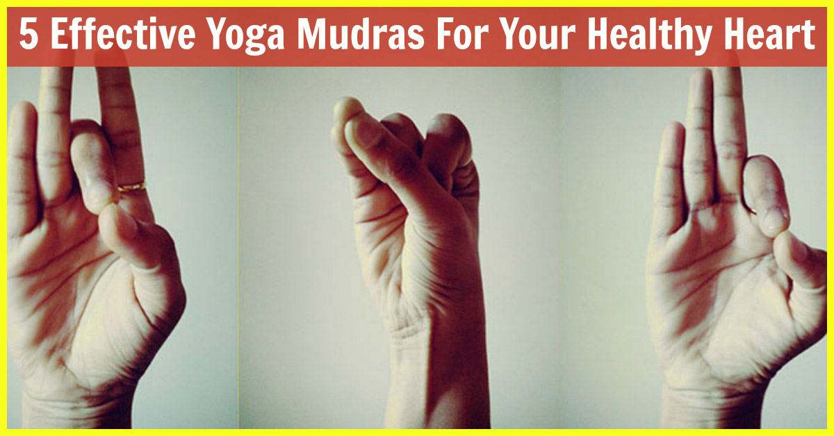 8 Yoga Mudras To Overcome Any Ailments!!