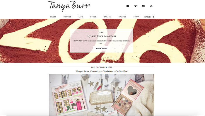 Image result for cosmetic blog