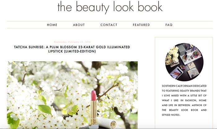 Beauty Look Book