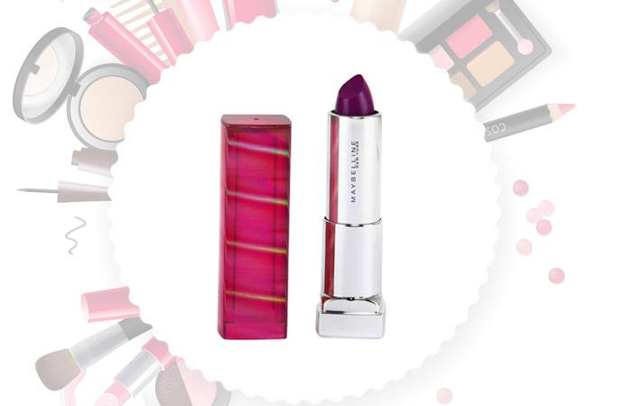 Color Sensational Lipsticks