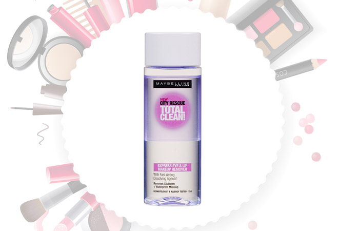 Express Total Clean Makeup Remover