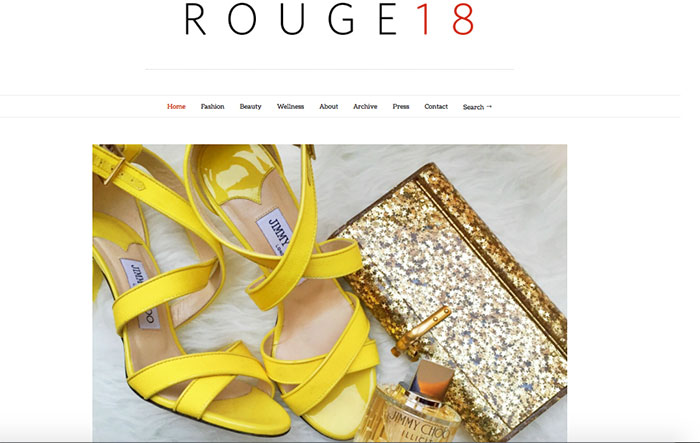 Rouge 18