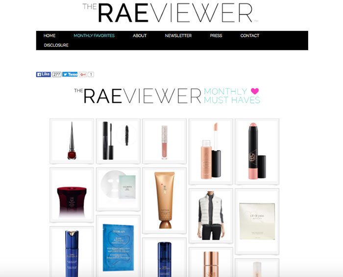 The Raeviewer