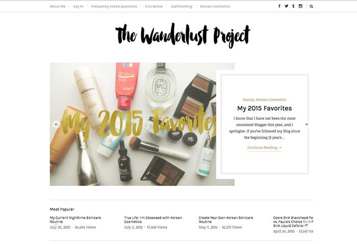 Wanderlust Project